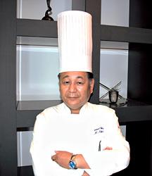 高崎ビューホテル 武井総料理長